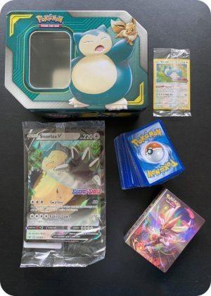 Pokemons loppefund pakke nr. 4