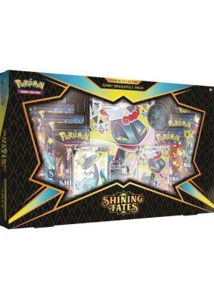 Shiny Dragapult VMAX Premium Collection.