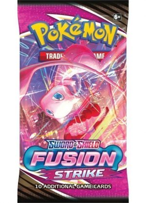 Booster Pack - SWSH Fusion Strike