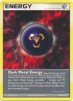 Dark Metal Energy - 94/109
