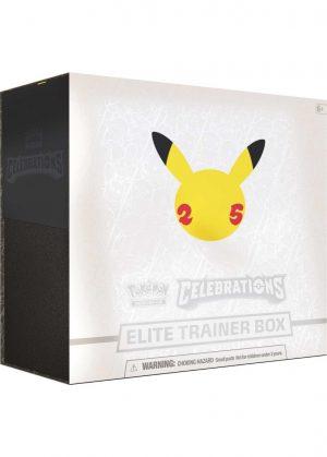 Elite Trainer Box - SWSH Celebrations