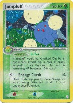 Jumpluff - 11/109 (Holo)