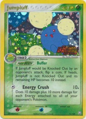 Jumpluff - 11/109 - Reverse
