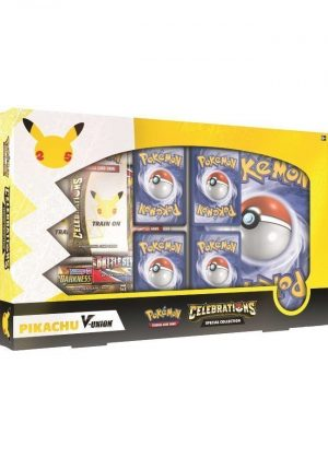 Pikachu V-UNION - Special Collection Box