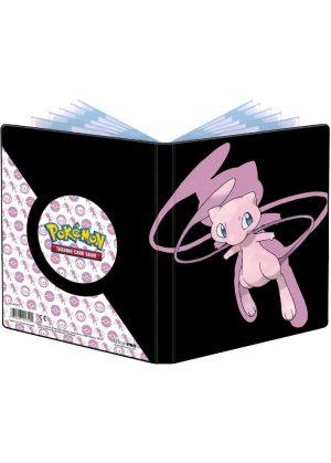 Stor mappe med pokemonmotiv (Mew) (9 kort pr. side)